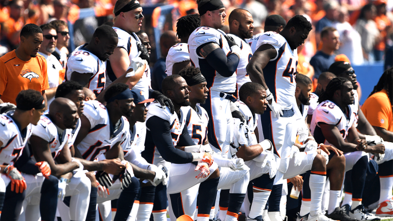 NFL Corporate Sponsors Break Silence in National Anthem Debacle