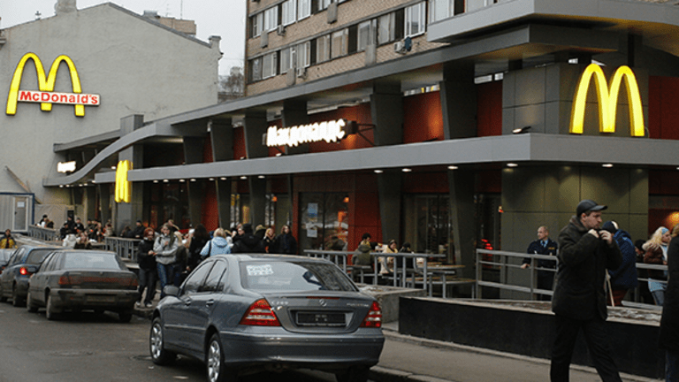 Russia Could Blast America's Very Own McDonald's, Again - Here's How They Would Do It