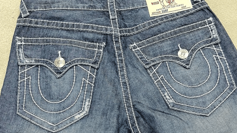 True Religion Gives Off Warning Signs Reminiscent of Sports Authority, American Apparel