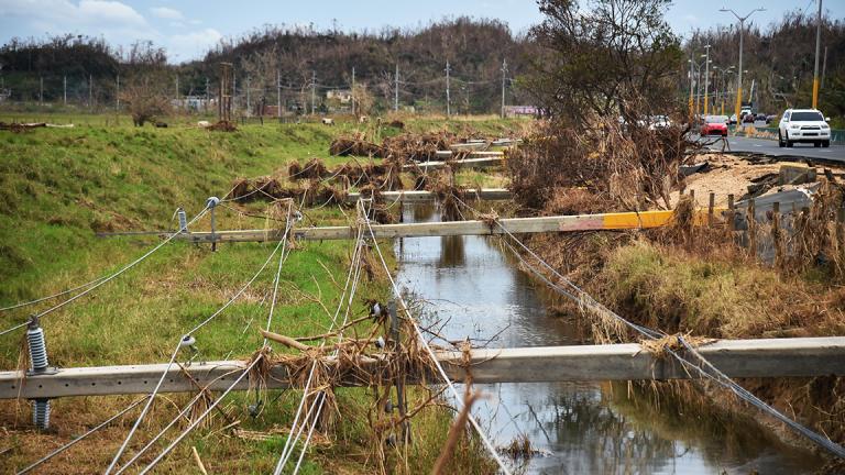 Medtronic Quantifies Short-Term Impact of Hurricane Maria, Analysts Lower PT