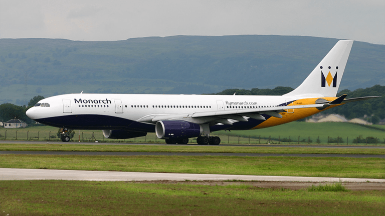 Monarch Airlines Bankruptcy Could Paint a Grim Picture for Airline Short Sellers