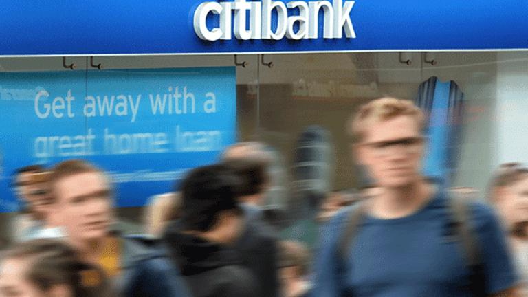 Citi CEO: No 'Outsized Risks' to Reach $20 Billion Profit Target