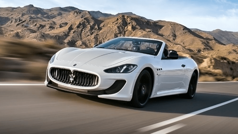 Fiat Chrysler Reverses Opposition to EVs, to Begin Producing Electric Maserati