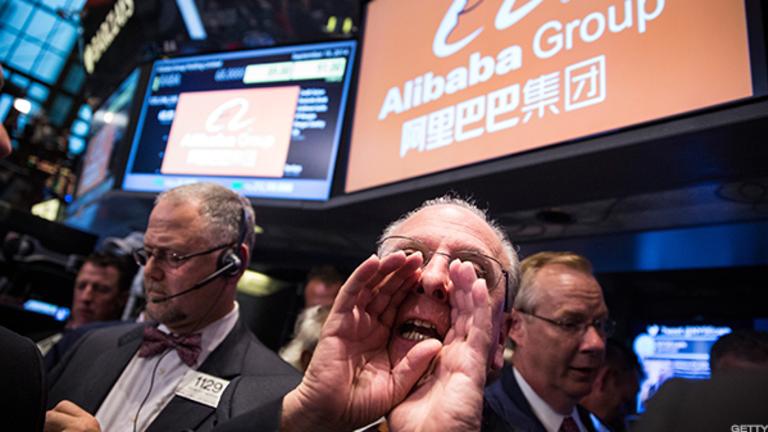 Alibaba, Qorvo, Abbott Laboratories, Square: 'Mad Money' Lightning Round