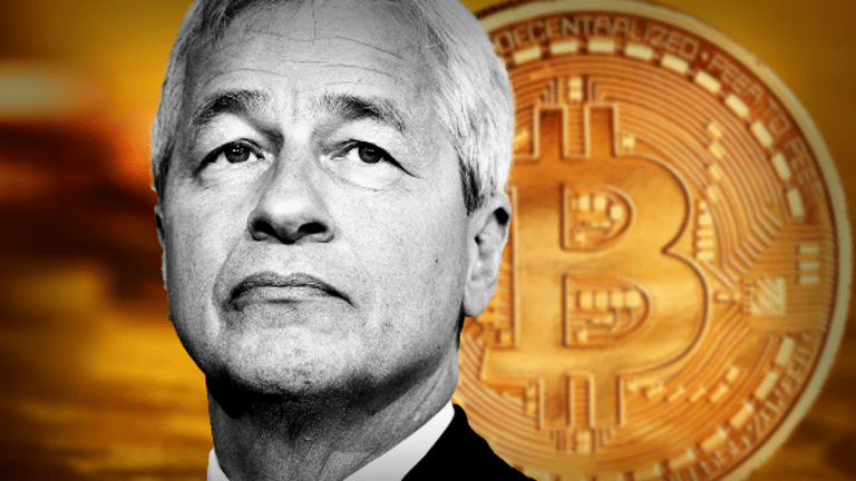 Bitcoin and the Jamie Dimon Bear: Cryptocurrency Prices Approach 20% Slump