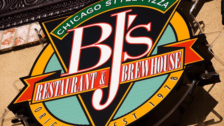 BJ's Restaurants Gains on Wedbush Upgrade