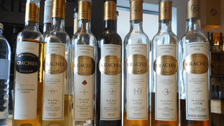 From Burgenland, Captivating Wines for the Whole Meal