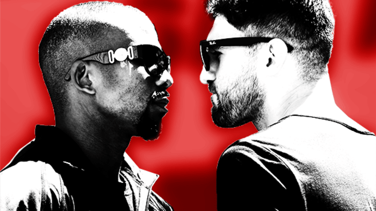 Mayweather-McGregor Will Be All About Promoting Showtime