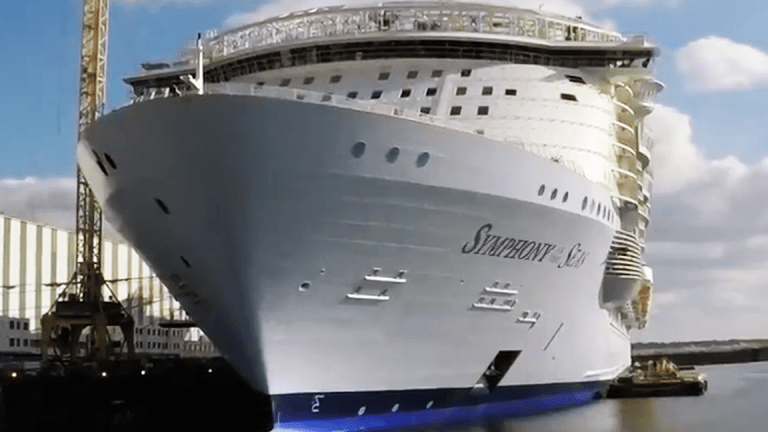 Royal Caribbean's CEO Secretly Uses Cruise Bookings to Predict the Economy