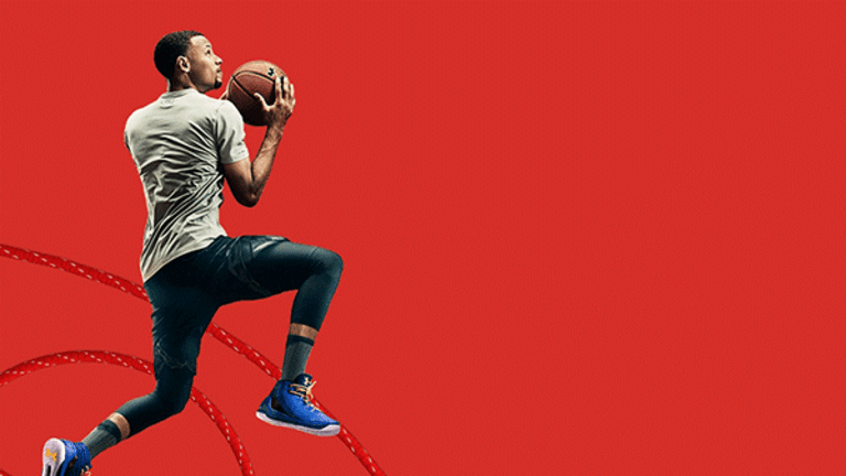 The Mall Could Be Turning Against One of Under Armour's Most Important Products