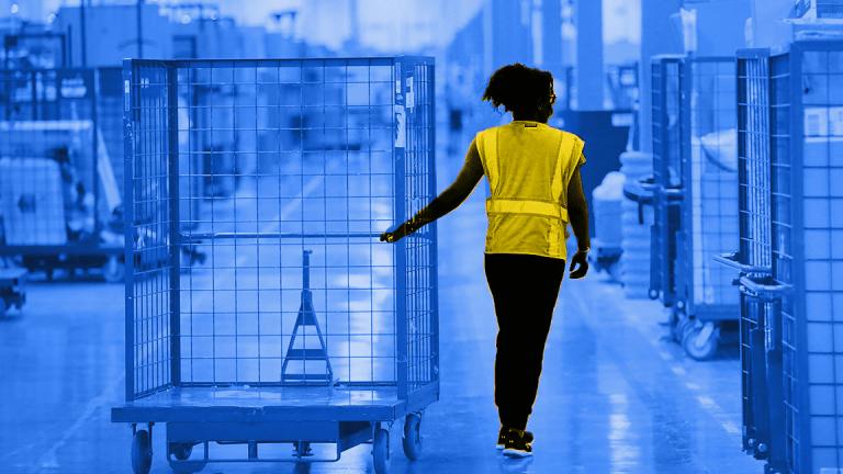 Amazon Warehouse Employees' Message to Jeff Bezos -- We Are Not Robots