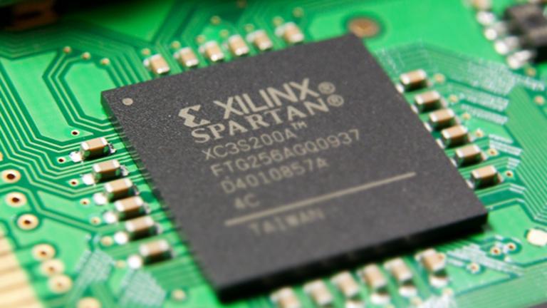 Xilinx Stock Downgraded at Wells Fargo