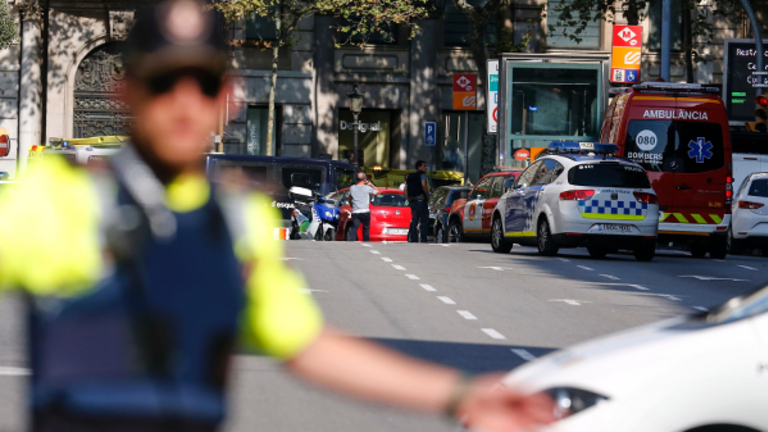 Barcelona Terror Attack Puts Dow, S&P 500 on Lock for Second Weekly Loss