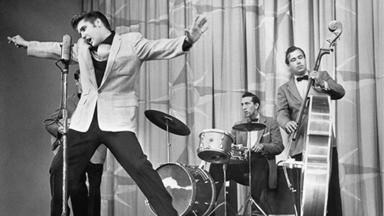 Elvis Is Better Dead Than Alive? These Late Celebs Are Still Cashing In