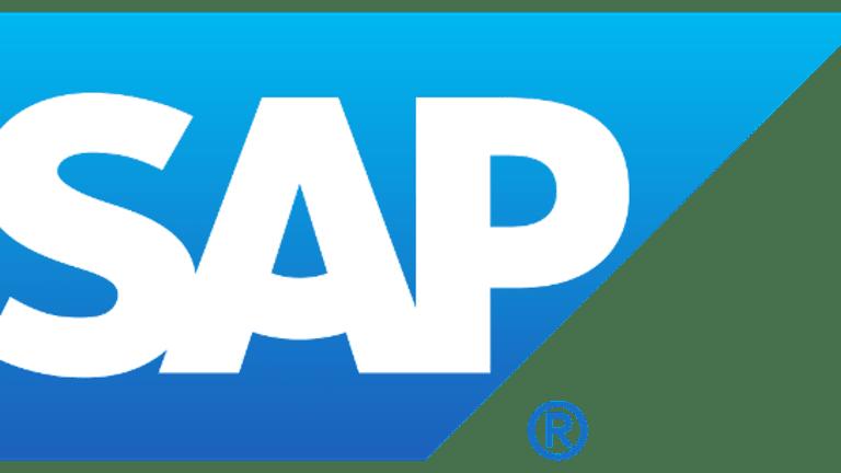 SAP Raises Full Year Revenue Targets But Shares Slip on Rising Costs