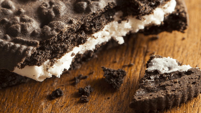 How the Cookie Crumbles? Mondelez Plagued by Bearish Charts, Quant Downgrade