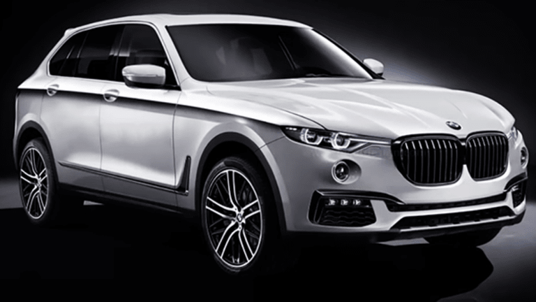 BMW Tops DAX Leaderboard After Luxury Car Fightback Unveiled