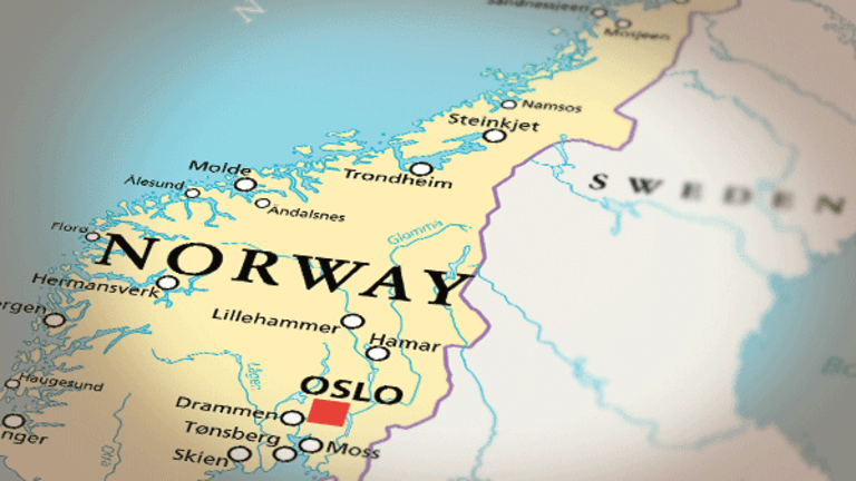 Norway's $900 Billion Sovereign Wealth Fund Rebounds in 2016 With 8.7% Equity Surge