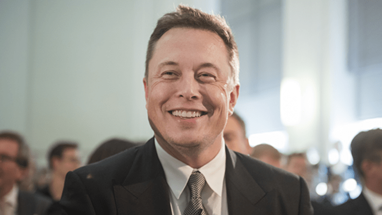 Tesla CEO Elon Musk: I Just Felt Like Hell, but Am Now Feeling Awesome
