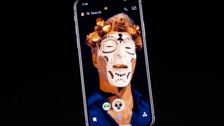 Here's Why Snapchat Got an Unexpected Shout-Out During Apple's Big iPhone Event