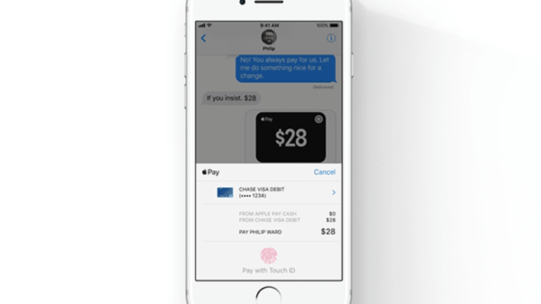 Apple to Double Services Sales to More Than $50 Billion by 2020: Credit Suisse