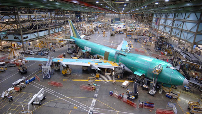 Boeing Is About to Take Off. Again. Chart Shows How to Trade It