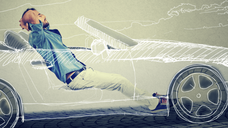 China's Baidu Is Serious About Cars You Can Drive With No Hands -- Here's What It Just Did