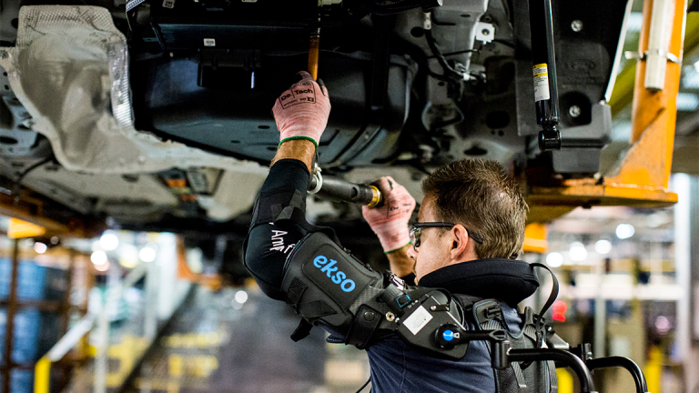 Ford Just Created a Bionic Employee