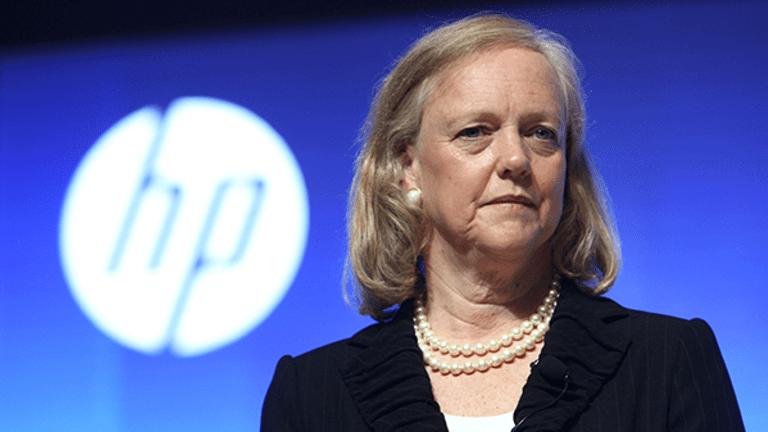 Hewlett Packard Enterprise Jumps After-Hours on Q3 Earnings Beat