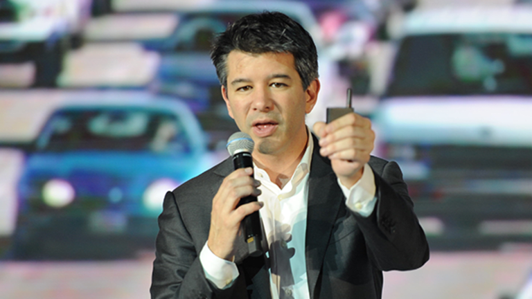 Uber Founder and CEO Travis Kalanick Resigns From Scandal-Hit Ride Sharing Group