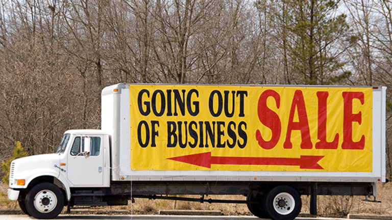 First Sears Will Die. Then Maybe J.C. Penney. Then...