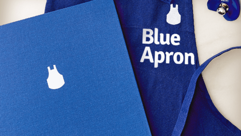 Blue Apron's Stock Has Been Torched Since Its IPO -- Here's Where It's Now Trading