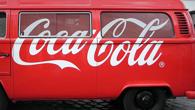 Sell Coca-Cola, It Could Become Toxic