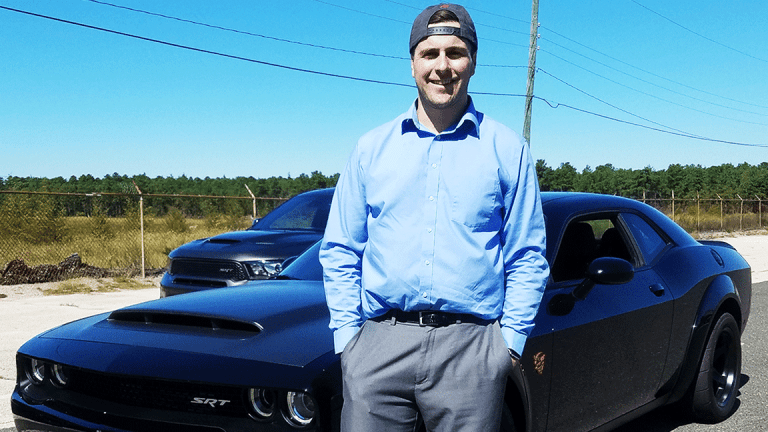 I Took An 840 Horsepower Dodge Demon Down the Track and Was Blown Away