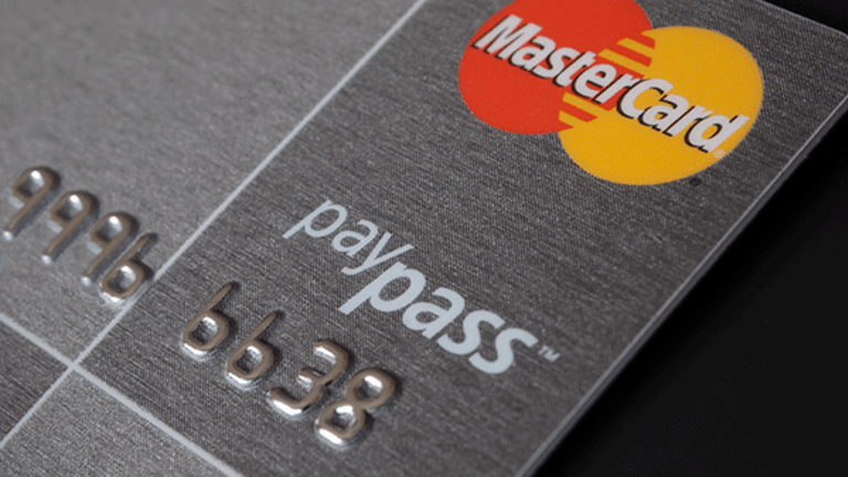 How Brexit's Damage to the U.K. Pound Energizes Mastercard, Visa