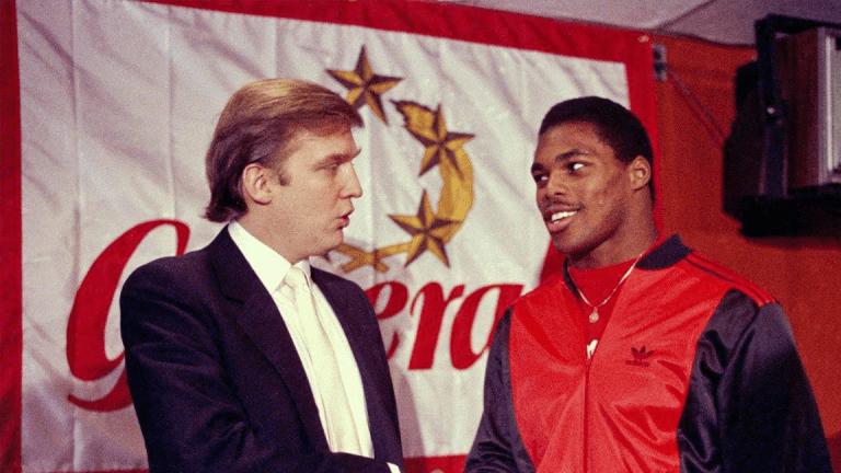Trump Slams 'Massive' NFL Tax Breaks in Tuesday Twitter Storm