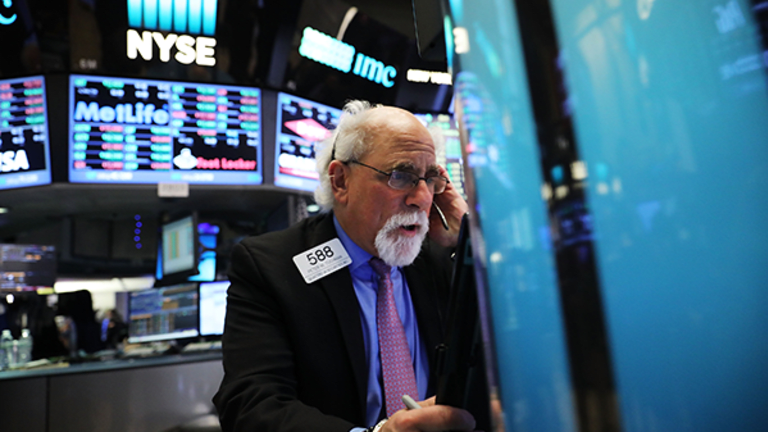 Wall Street Sets Up for Sharp Losses as North Korea Threat Returns
