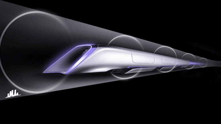 Hyperloop One Announces Winning Route Proposals -- Here's Where You May Ride One