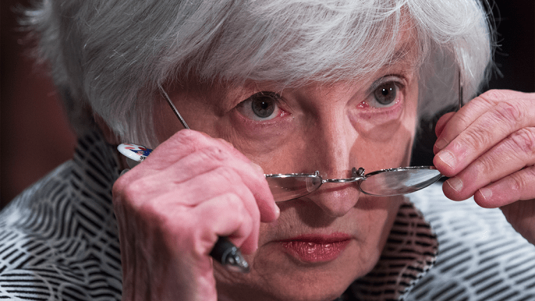 Senate's Dodd-Frank Revision Moves in the Right Direction, Yellen Says