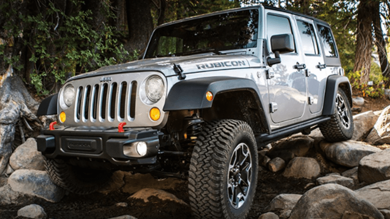 These Are the 15 Best Off-Road Vehicles to Use On Your Summer Camping Trip