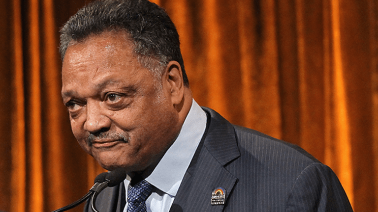 Jesse Jackson to Attend Amazon Shareholder Meeting in Tech Diversity Push
