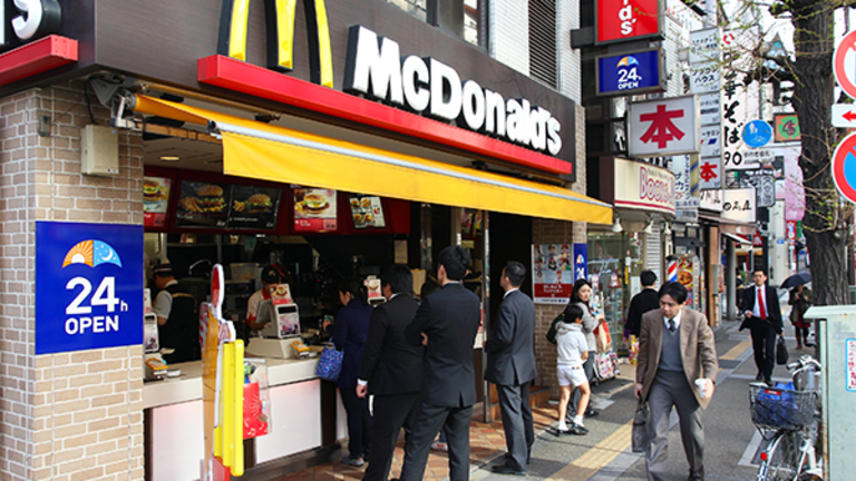 McDonald's Joins 5 Other Mega Brands In Ditching the Olympics