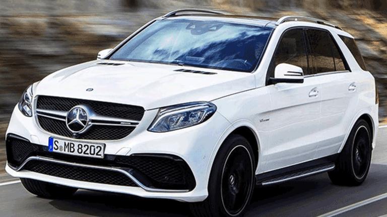 Mercedes-Benz Reclaims Top Spot Among Luxury Auto Brands