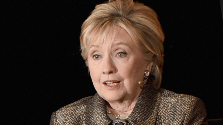 Donald Trump Did Exactly What Hillary Clinton Said on Syria