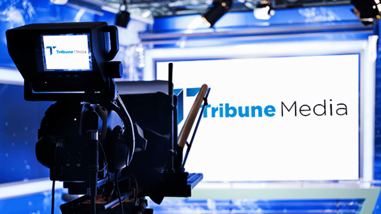 Sinclair Broadcast Group Said to Be Considering Bid for Tribune Media