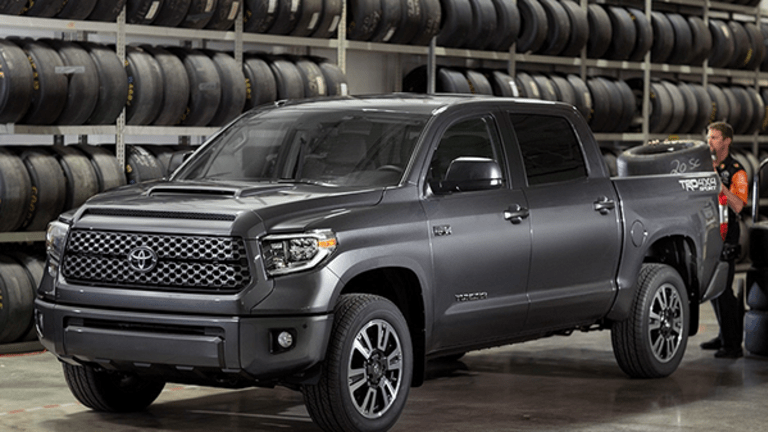 Toyota Is on the Verge of Overthrowing Ford and General Motors as America's Market Leader