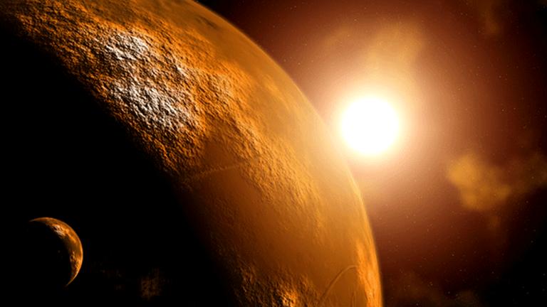 Trump Signs Bill Focused on Mars Exploration