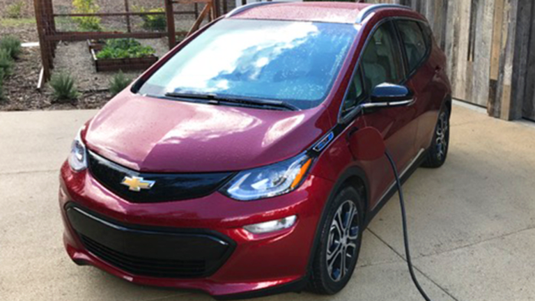 GM's Chevy Bolt Hopes to Break Through to More Than Just a Niche Audience