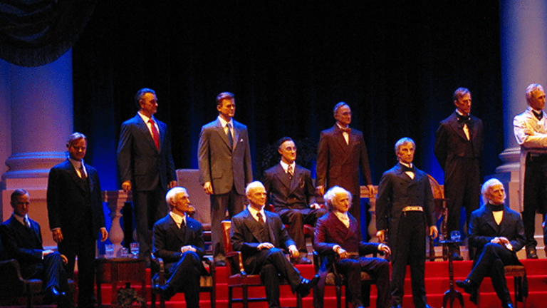 Disney World Hall of Presidents Attraction to Feature a Speaking Trump
