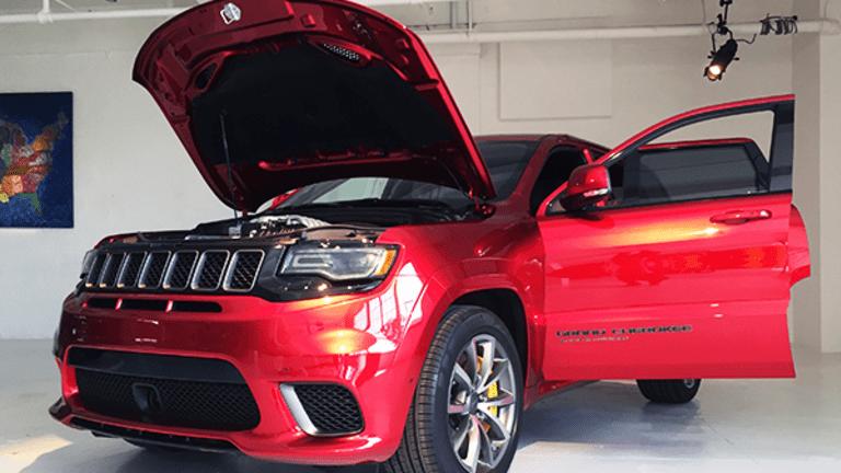 Fiat Chrysler Shares Slip After Report of Imminent DoJ Emissions Suit